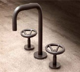 the steampunk home valves for your bathroom these are cool