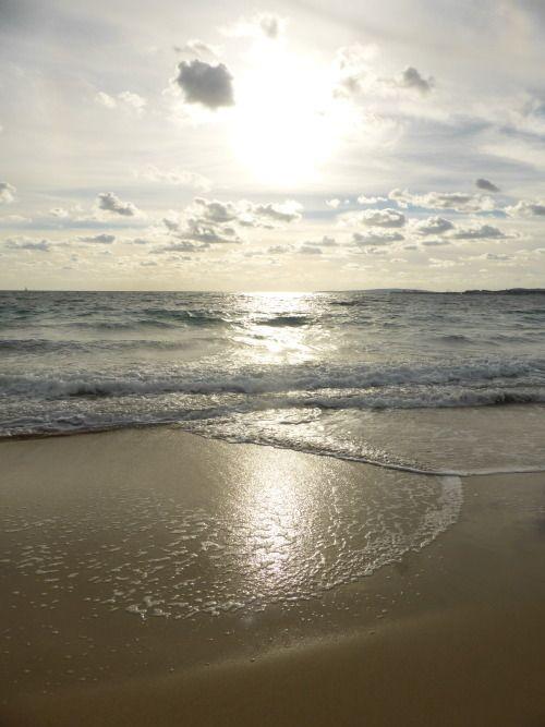 "molieresphotography:  "" Palma Beach, Mallorca, Spain. Copyrights Val Moliere, Jan 2015  """