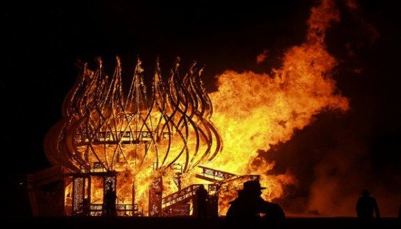 Burning Man, travel and tech podcast