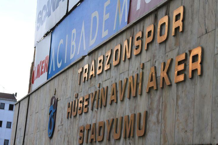 Trabzonspor Hüseyin Avni Aker Stadyumu