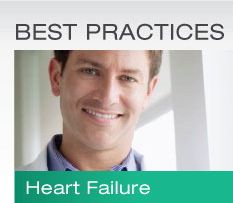 Practice - The best practices included in this section support quality hospital care for heart failure patients at Get With The Guidelines® participating hospitals.