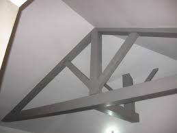 """Résultat de recherche d'images pour """"plafond poutres peintes"""""""
