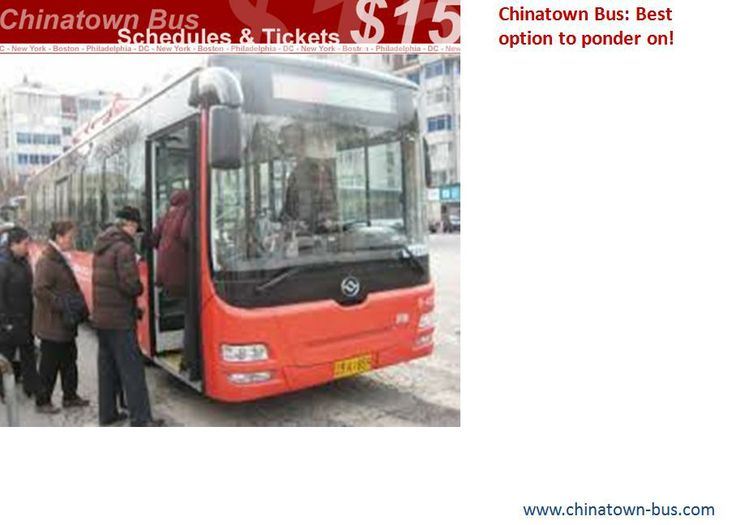 Chinatown Bus has become an important part of your life as it offers you the ultimate freedom to choose comfort and cheap rate. there are ways to choose the best indeed. http://www.webcosmo.com/Listing/Details.aspx?postId=1851399