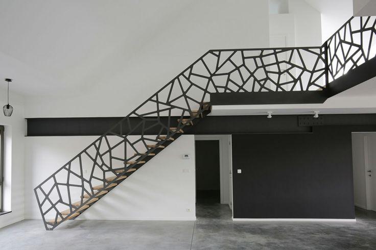 M s de 25 ideas incre bles sobre balaustrada en pinterest for Escaleras largas