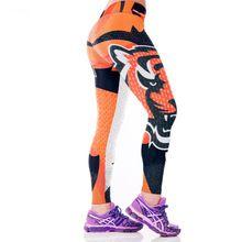 Tigre esportes ativo yoga calças de compressão mulheres senhoras sexy ginásio elástico legging calças de yoga roupas de fitness exercício de corrida