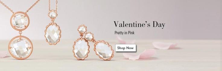 Valentines Day - Pretty in Pink