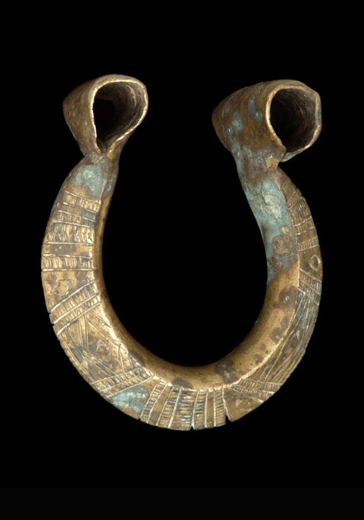Djibouti | Bracelet from the Afar people; metal | © Musée du quai Branly