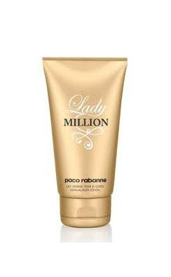 A subtly perfumed milky fluid for body Intensely moisturizes & replenishes skin Forms natural barrier & deeply hydrates skin Relieves irritation & tightening sensation caused from dryness Leaves skin feeling soft, smooth, fresh & comfortable Delicately scented - Lady Million$17.05