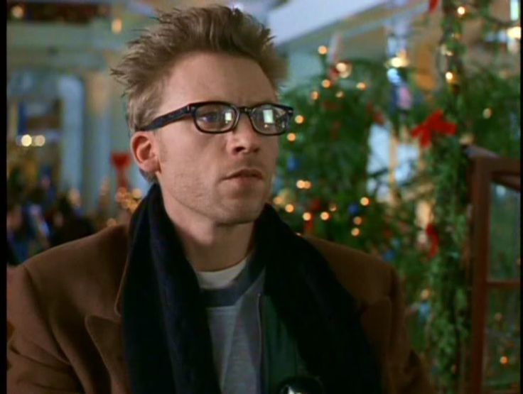 Callum Keith Rennie as Ray Kowalski.  My #1 all time fictional character crush.
