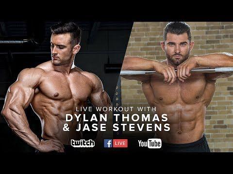 Bodybuilding Chest Workout | Dylan Thomas & Jase Stevens https://www.youtube.com/watch?v=0ZDH3SIQ7WE