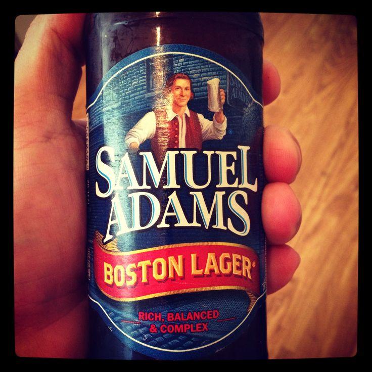 808: Samuel Adams Boston Lager   1001 Bottles of Beer on the Wall