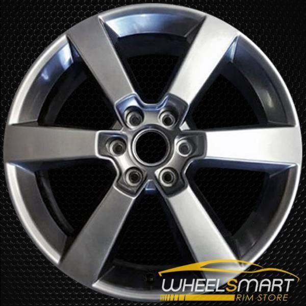 20 Ford F150 Oem Wheel 2015 2017 Silver Alloy Stock Rim 10005