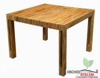 Teakový stůl WELLS 100
