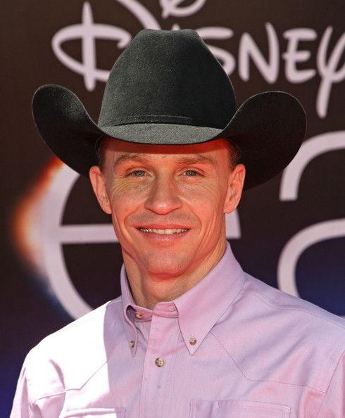 Ty Murray | Ty Murray Rodeo star Ty Murray arrives at the premiere of Disneynature ...