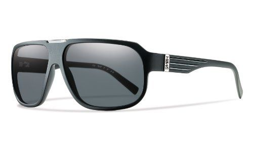 Smith Optics Gibson Sunglass (Matte Black/Polarized Gray) by Smith Optics. $81.57. With the commitment to honor Magnum P.I.'s mustache and the audacity to reject compromise, we present the Gibson. Modern lines and lightweight construction conjure memories of days gone by. Back when men were men, and those manly men wore their shorts…real short.. Save 31%!