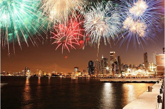 Fourth of July Chicago/Suburbs 2012: Fireworks, Cruises, Fests, Parades and More.
