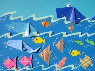 Dobraduras até no fundo do mar