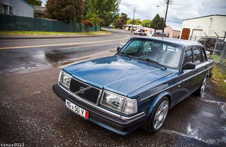Homer's 1990 Volvo 240 redblock exorcism - Turbobricks Forums