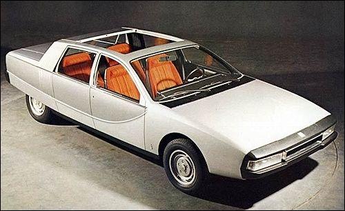 Pininfarina NSU 1971