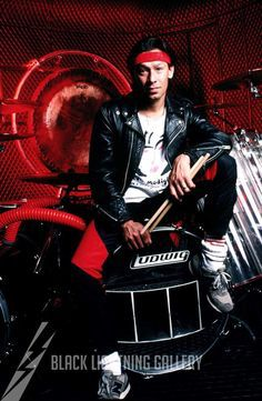 Alex Van Halen ❤️