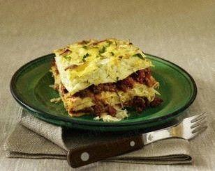 Sauerkraut-Lasagne Rezept