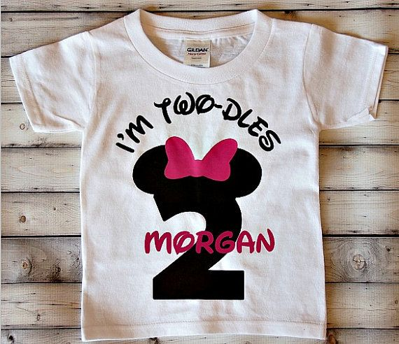 Fiestas Birthdays And Minnie Mouse T