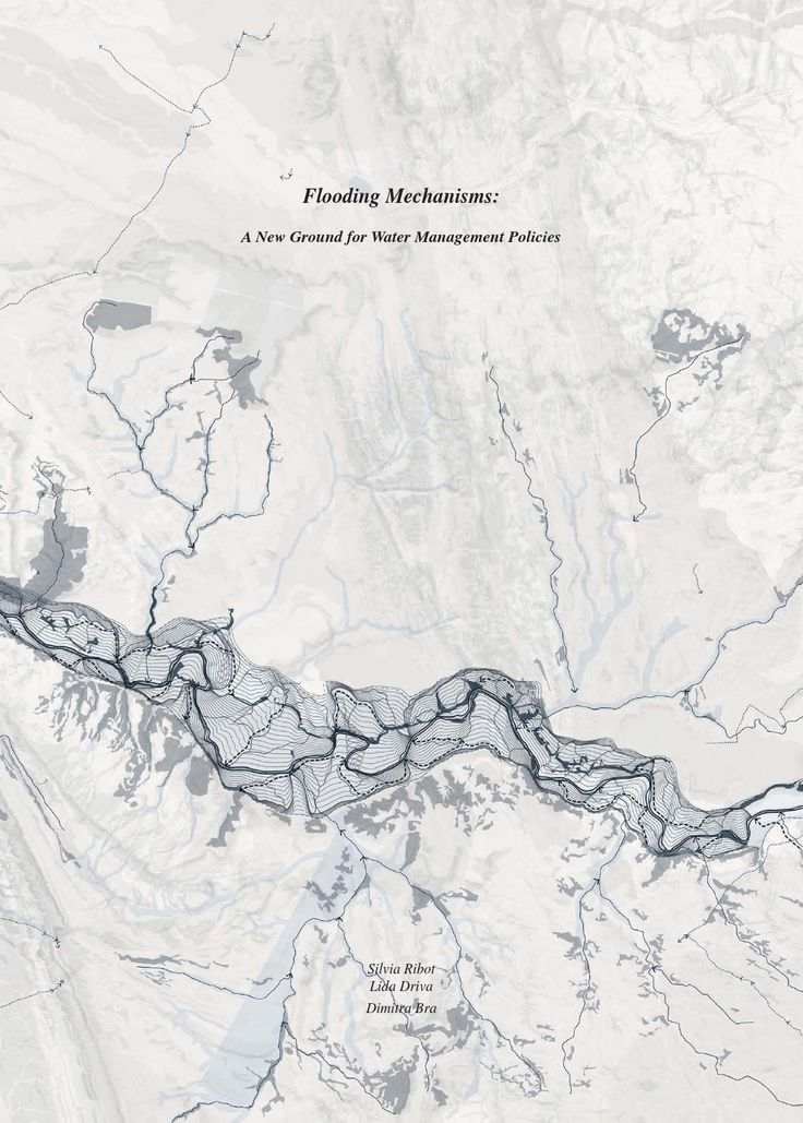Flooding Mechanisms is an AA Landscape Urbanism Design Thesis by Silvia Ribot, Lida Driva, Dimitra Bra. The project proposes a new design approach towards Water Management Policies in Europe and specially the North of Spain and intersects social and geo-morphological formations to intervene and produce new productive and political entities that make use of microflooding to design alternative scenarios of river and agricultural landscapes.