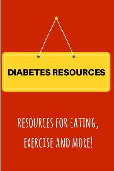 Diabetes resources around the web- many are free!