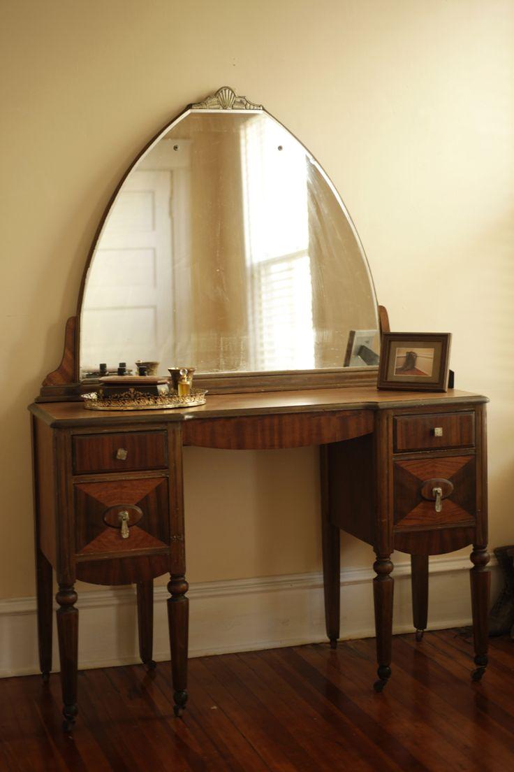 279 best makeup vanities images on pinterest antique furniture art deco vanity geotapseo Images