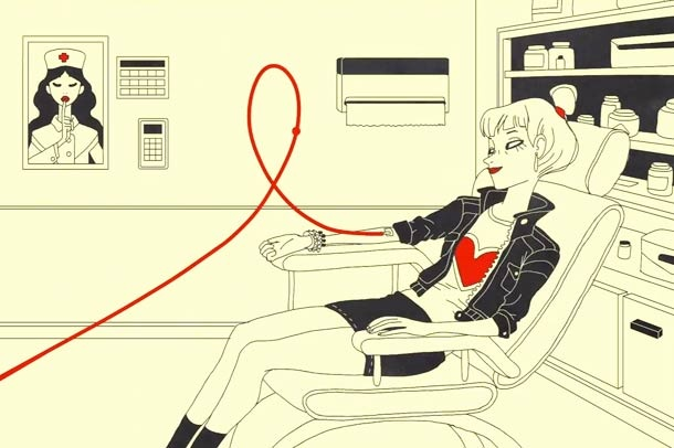 """""""Waiting for Life"""", un magnifique court métrage d'animation pour une campagne de sensibilisation en faveur du don du sang."""
