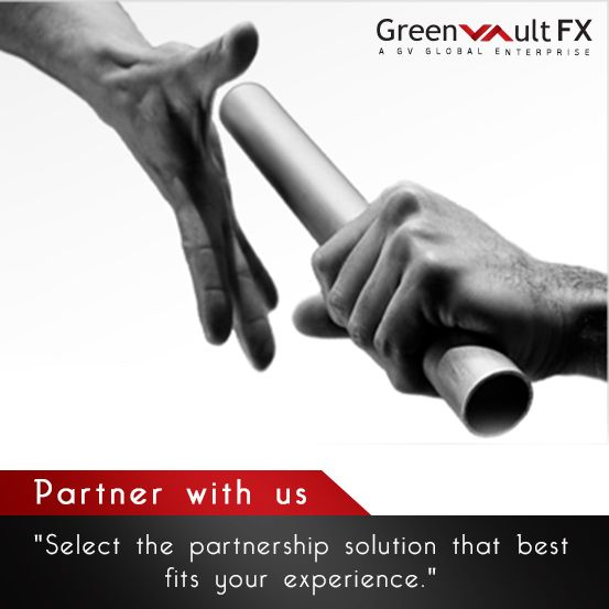 Partner with Greenvault #FX and expand your business.