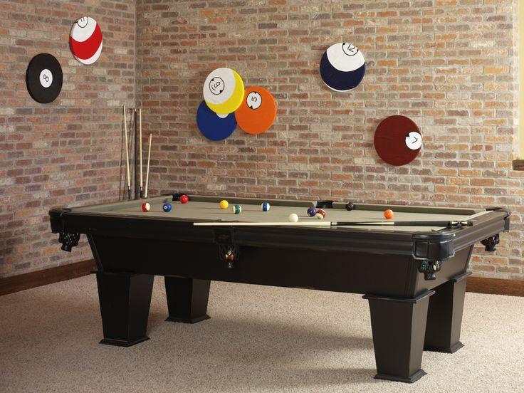 Floracraft® Billiard Ball Wall Art #wallart #diy | Moore: Wall Art |  Pinterest | Walls, Game Rooms And Room