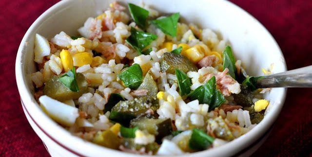 Lara's_Lazy_Kitchen: Летние итальянские рецепты. Холодный рисовый салат...