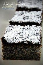 Makowiec bez ciasta, czyli ciasto japońskie - Poezja smaku