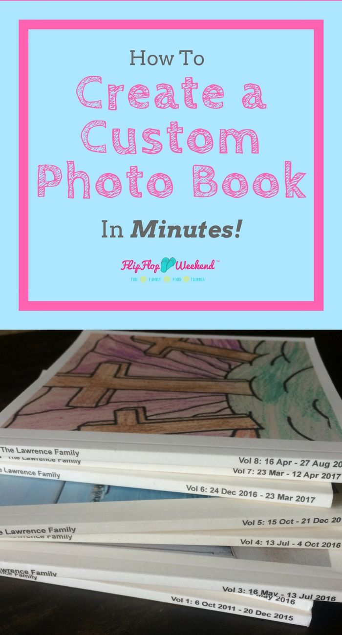 When time and money are at a premium, Chatbooks makes creating a custom photo book for your vacation, special events and everyday moments so easy! #photobooks #chatbooks