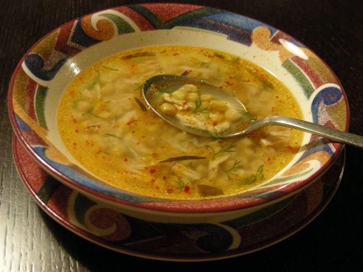 HAJANY - Recepty - Vložky do polévek - recepty