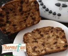 What do you get if you cross a banana cake & a fruit cake? A Banana Fruit Loaf! It really is the best of both worlds if you enjoy both cakes. If you get
