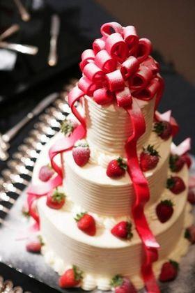♡リボンを使ったウェディングケーキ集♡【随時更新中】 - NAVER まとめ