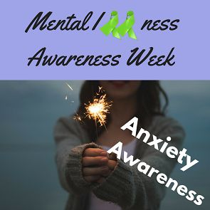 Anxiety Awareness for Mental Illness Awareness Week | Mental Illness Awareness Week helps raise anxiety awareness. Learn why and when anxiety becomes a mental disorder and how to talk about anxiety. Read this. www.HealthyPlace.com