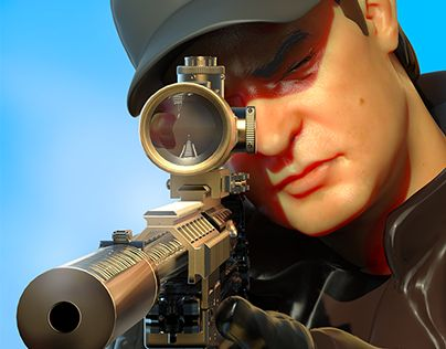 """Check out this @Behance project: """"Sniper 3D Assassin (iOS, Android)"""" https://www.behance.net/gallery/21556835/Sniper-3D-Assassin-(iOS-Android)"""
