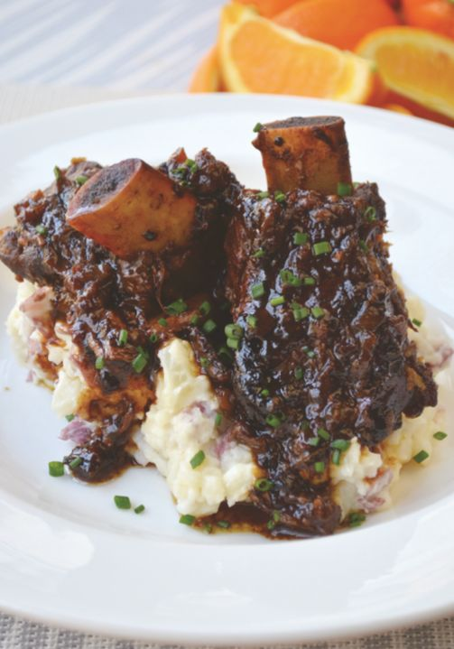 Orange Beef Short Ribs Blue Jean Chef ~ Pressure Cooker