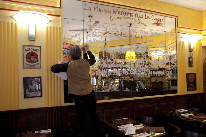 Restaurant Le Comptoir du Relais à Paris