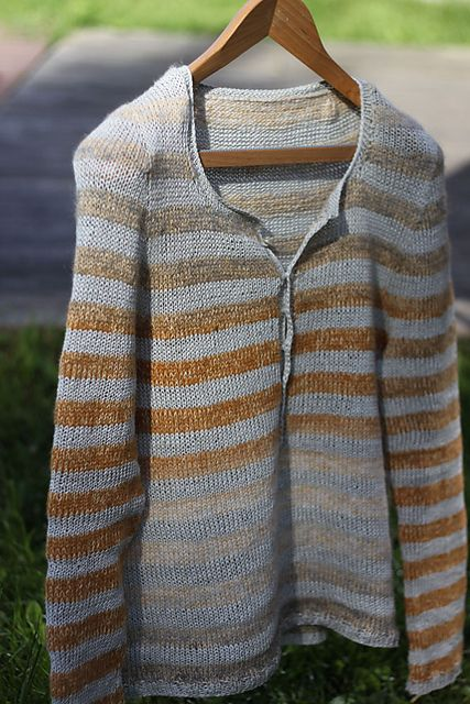 Vaida's Driftwood. Awesome subtle stripe colors