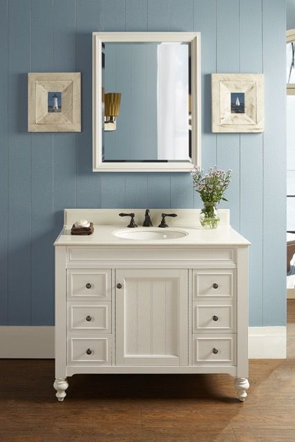Photo Gallery On Website Fairmont Designs CROSSWINDS vanity