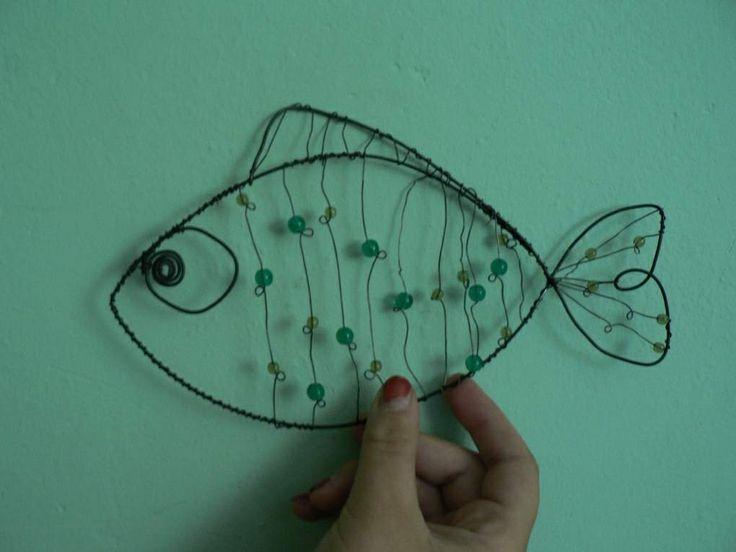 Drátovaná ryba