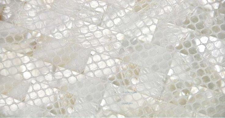 Nature mother of pearl tile subway square kitchen backsplash tile bath walls floor mosaic tile free shipping quality shell tiles (4)