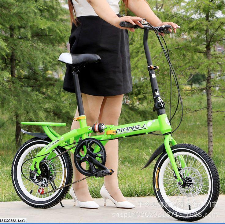 Aliexpress.com: Comprar Original de la Marca Mini engranajes ruedas frenos de disco Delantero amortiguación bicicleta plegable niños bmx bicicleta de dama de bicycle wheel and axle fiable proveedores en Teamplus Store
