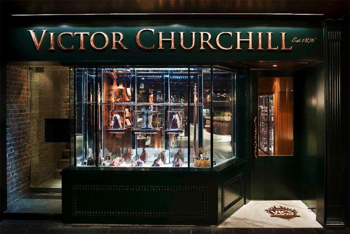 #IdeesLocales - Le commerce de bouche Victor Churchill utilise les recettes marketing du luxe http://www.ideeslocales.fr/a-sydney-victor-churchill-mele-boucherie-et-design/