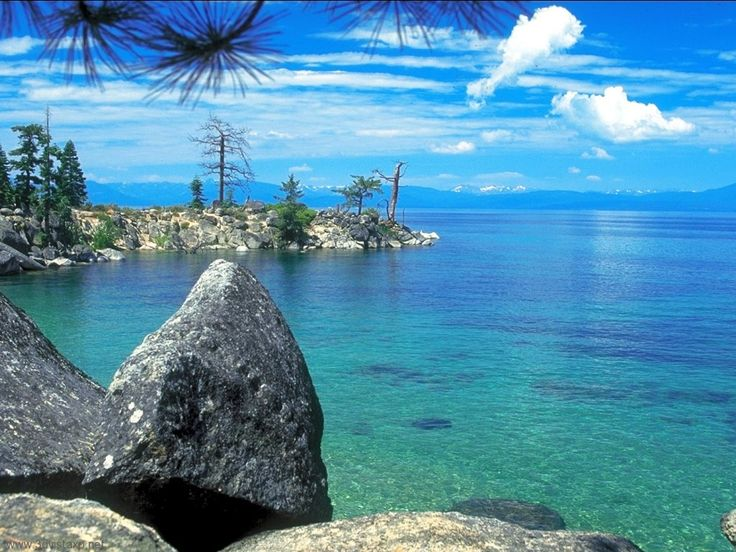 Just dreaming about going somewhere beautiful while I'm dealing with grumpy people at work - New Caledonia