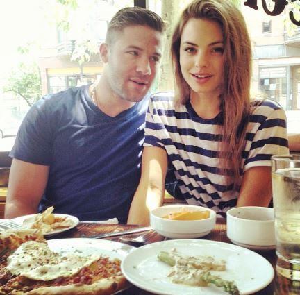 Julian Edelman's girlfriend Olivia Frischer